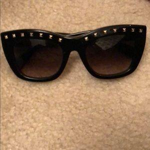 Authentic Valentino Rockstud Sunglasses